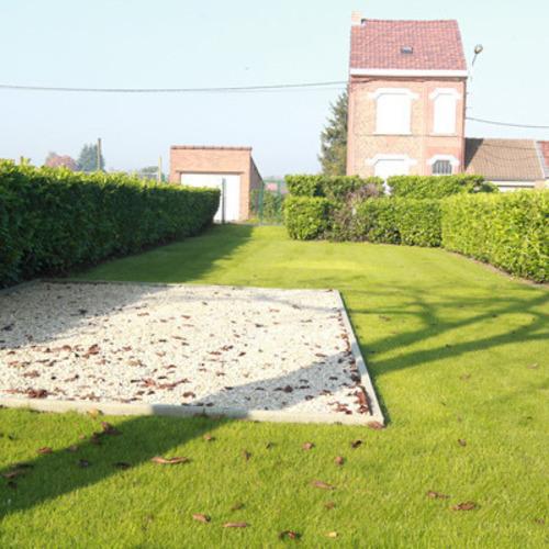 Le Jardin Dubois - Clôtures Terrasses